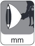 Diametro del abanico de pulverización
